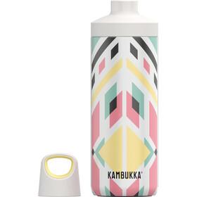 Kambukka Reno Insulated Bottle 500ml tribal shibori